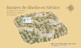 Bazares de diseño en México II