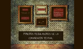 Copy of PRINCIPIOS REGULATIVOS QUE CONTROLAN LA COMUNICACIÓN TEXTUAL