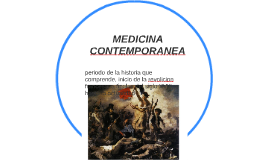 MEDICINA CONTEMPORANEA