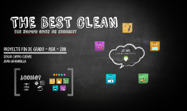 THE BEST CLEAN