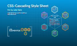 CSS- Introdução