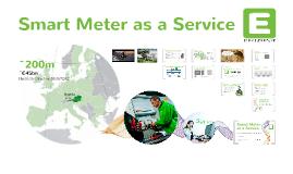 EUW_15: Smart Meter as a Service