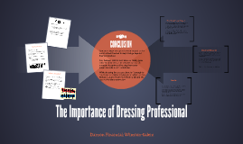 The Importance of Dressing Professional