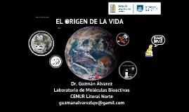 Copy of Origin of Life on Earth2