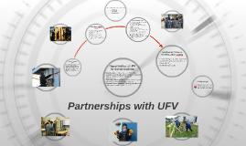 Partnerships with UFV
