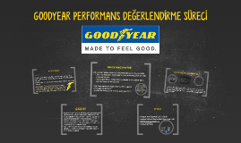 Copy of GOODYEAR PERFORMANS DEĞERLENDİRME SÜRECİ