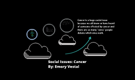 Copy of Social Issues: Cancer