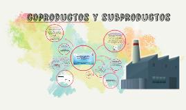 coproductos y subproductos