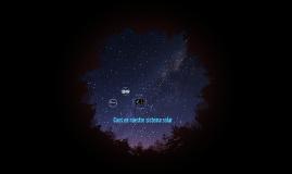 Caos en nuestro universo