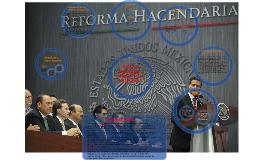 Copy of Reforma Hacendaria: Impacto en la Economía Mexicana.