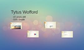 Tytus Wofford