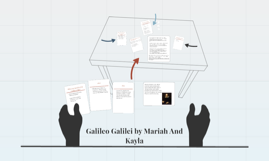 Galileo Galilei by Mariah And Kaylae
