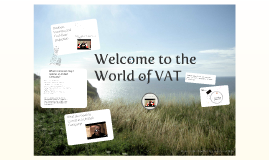Copy of Welcome to the World of VAT