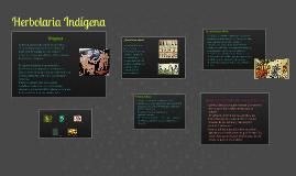 Herbolaria Indígena