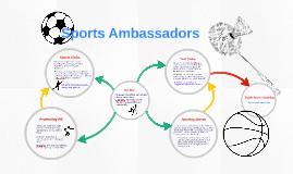 Sports Ambassadors