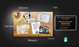 Copy of TEMA 8 TEORÍAS CULTURALES DE LA PERSONALIDAD