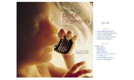 Fostering Digital Citizenship