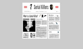serial killers essay speech
