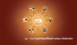 34 – La Espiritualidad como cimiento
