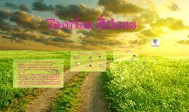 Teorías Éticas