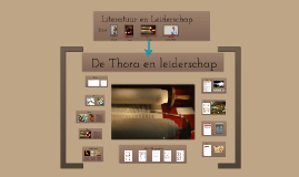 De Thora en leiderschap