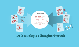 Copy of De la mitologia a l'Imaginari turístic