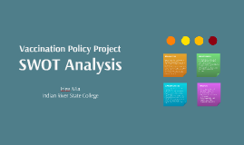 VACCINATION POLICY PROJECT