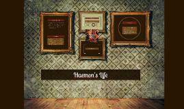 Haemon's Life