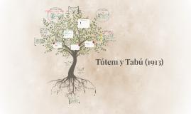 Tótem y Tabú (1913)