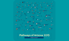 Pathways of Arizona 2015