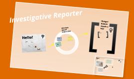 Investigative Reporter