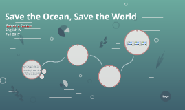 Save the Ocean, Save the World