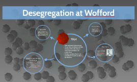 Desegregation at Wofford