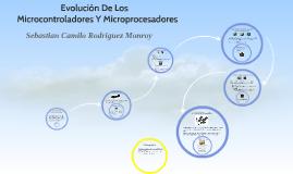Copy of Evolución Del Microcontrolador