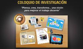 COLOQUIO DE INVES