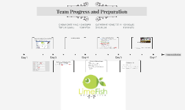 Team Progress and Preparation