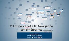 Correo y Chat / Navegando