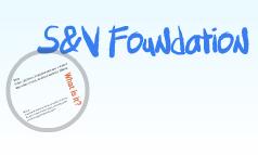 S&V Foundation
