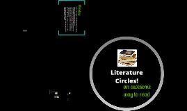 Literature Circles!