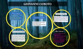Giovanni Coboto's Birth