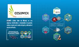 CESOMEX (Celda Solar de México)
