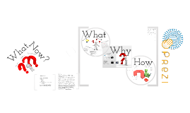 Copy of Prezi: What? Why? How? What now?