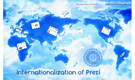 Internationalisation of Prezi
