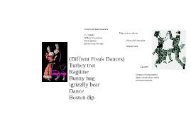 Ragtime  (Freak Dances)