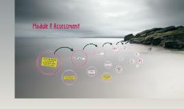 Module 8 Assessment