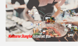 Copy of Melbourne Shanghai restaurant plan