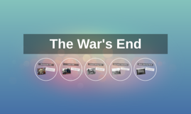 The War's End