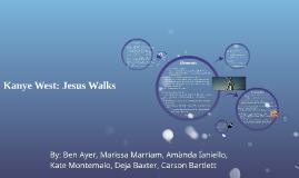 Kanye West: Jesus Walks