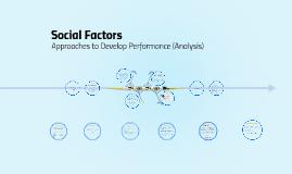 Copy of Copy of Social Factors