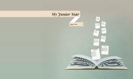 My Junior Year